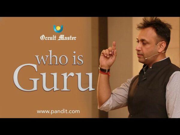 Who is Guru and Types of Guru as per Skanda Purana?