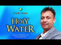 What is Healing or Holy Water - Make it at home