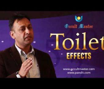 Effects of Toilet / Bathroom in 16 Vastu Zones & Remedies