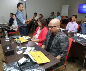 Dubai Master Course Gallery