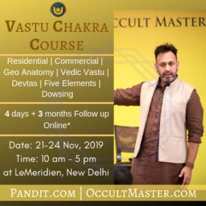 Vastu Chakra Course