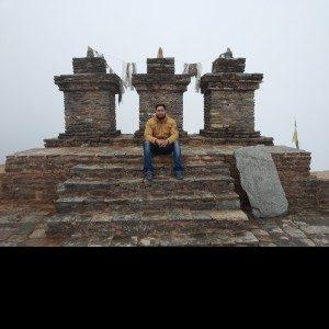 Profile photo of B R Amritaanshu Saroj