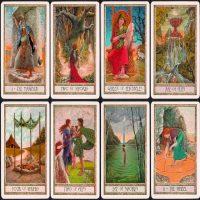 Master in Trichakra Cards