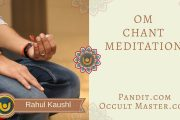 Om Mantra Meditation in High quality 3D sound